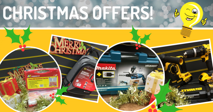 December Christmas Offers at G2 Electrical Wholesale