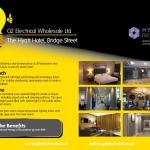 G2 Electrical Wholesale Hyatt Hotel Bridget Street Birmingham