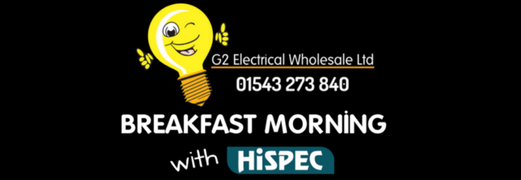 Breakfast Morning with Hispec – October 2017