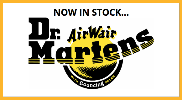 G2 Electrical-Dr Martens now in stock