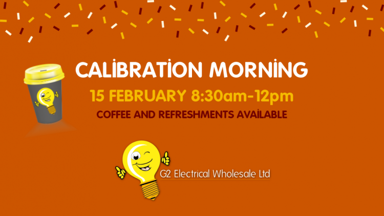 Calibration Day February 2019