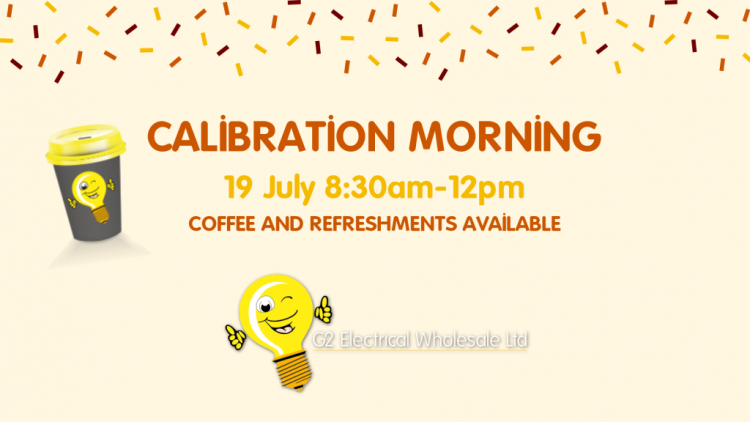 Calibration Day 19 July 2019