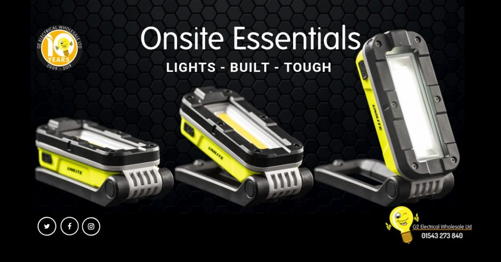 G2 Electrical | Onsite Essentials from UniLite