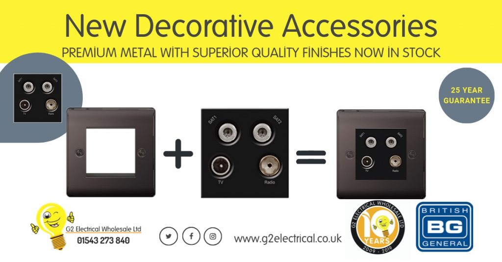 G2 Electrical | Decorative Accessories