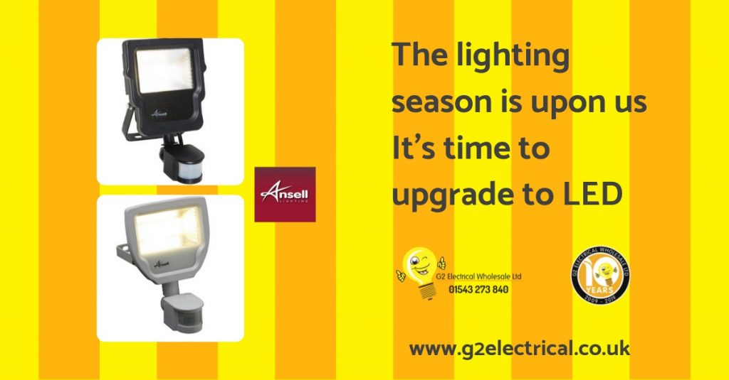 G2 Electrical | LED Lighting from Ansell