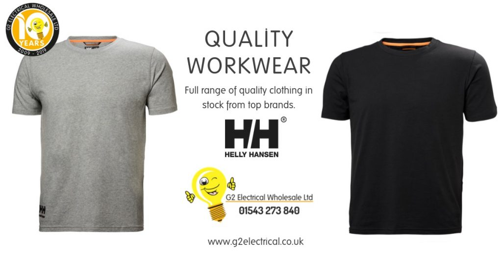 G2 Electrical | Leading trade workwear brands