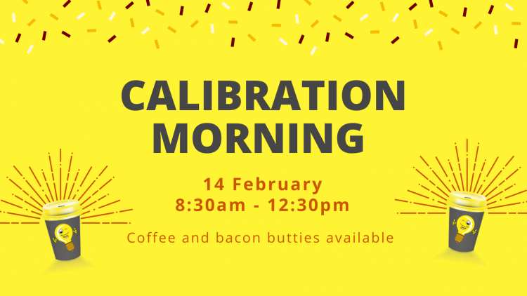 Calibration Morning 14 February 2020